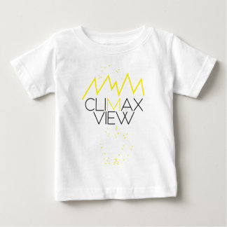 Climax view(Yellow and black) Baby T-Shirt