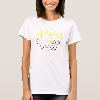 Climax view(Yellow and black) T-Shirt