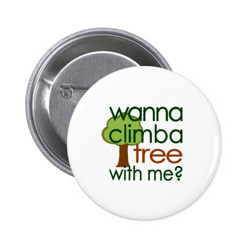 Climb a tree pin