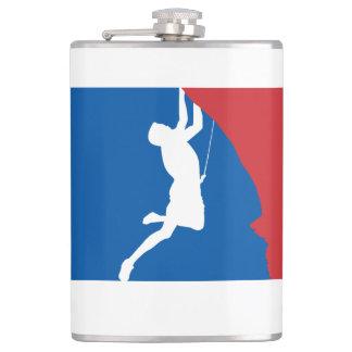 Climb (All Star) Hip Flask
