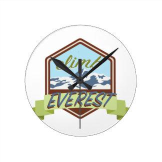 Climb Everest Clocks