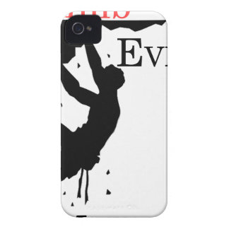 Climb Every Mountain iPhone 4 Cover
