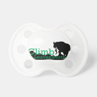 Climb Leavenworth Pacifier