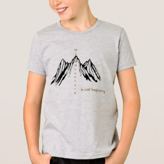 Climb Mountains T-Shirt