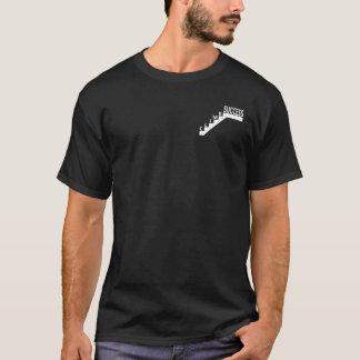 CLIMB SUCCESS Black Men T-Shirt