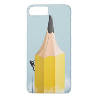 Climb the mountain iPhone 7 plus case