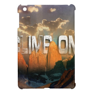 Climb the Mountains Cover For The iPad Mini