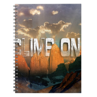 Climb the Mountains Notebooks