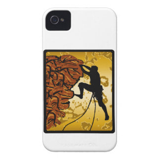 Climb Time iPhone 4 Case