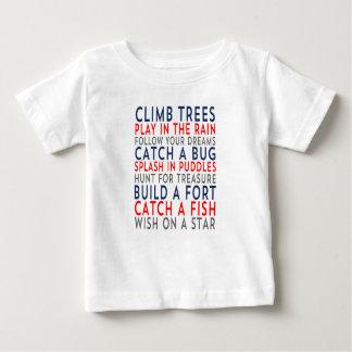 Climb Trees 01 Tee Shirt
