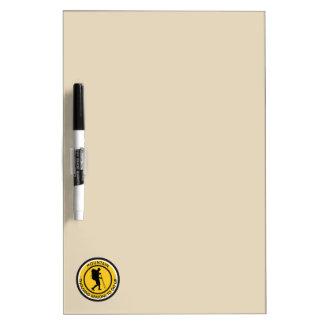 Climber Dry Erase Board