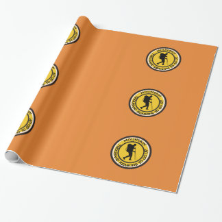 Climber Wrapping Paper