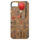 Climber's Equipment -- Mountain Climbing Gear iPhone 5 Case