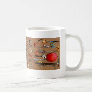 Climbers equipment -- mug