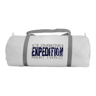 Climbing,expedition,Mount Everest (duffle) Gym Bag
