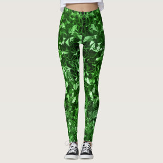 CLIMBING IVY LEGGINGS