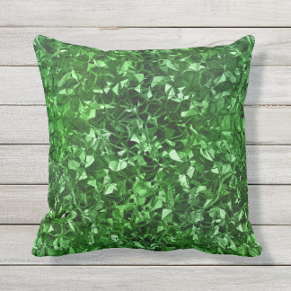 CLIMBING IVY THROW PILLOW