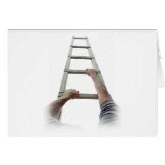 Climbing Jacob's Ladder Card