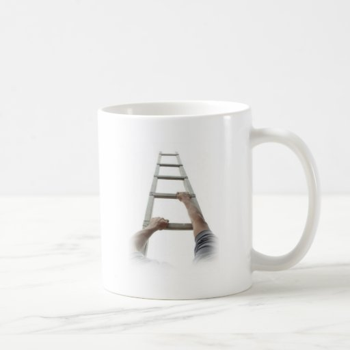 Climbing Jacob's Ladder Coffee Mugs