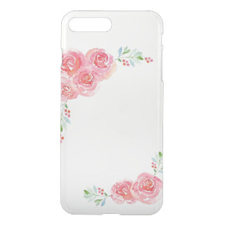 Climbing roses iPhone case cover