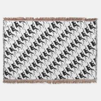 climbing throw blanket
