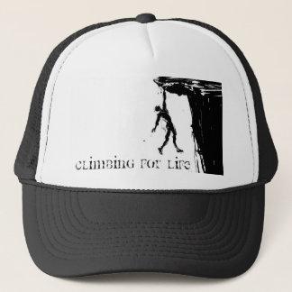 Climbing will be Life Trucker Hat