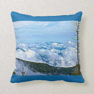 Clingman's Dome, Great Smoky Mountains Pillow