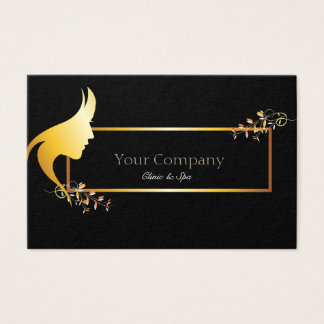 Clinic & Spa Business Card