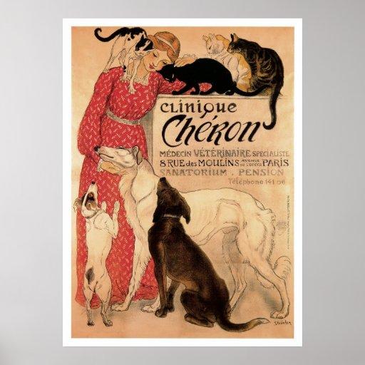 Clinique Cheron Posters