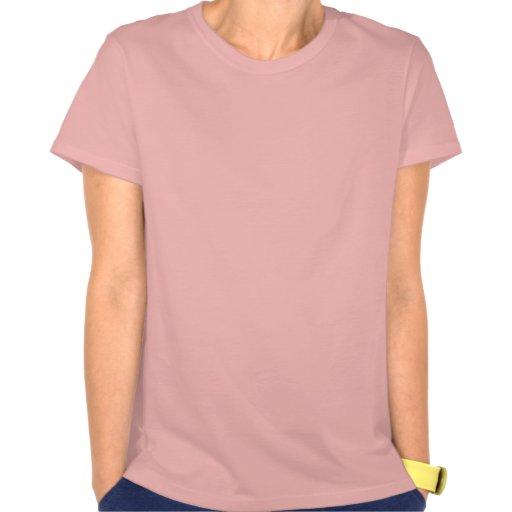 Clinking Sparkle Wine Glasses Art T-shirts