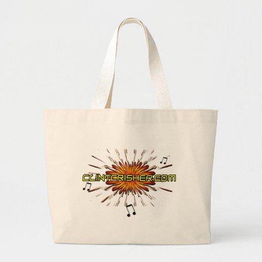 ClintCrisher.com Bag