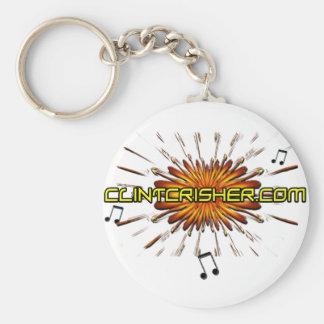 ClintCrisher.com Keychain
