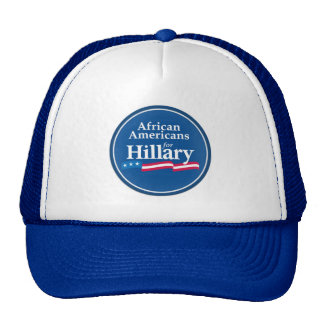 Clinton African Americans Hat
