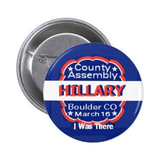 Clinton CO Assembly Button