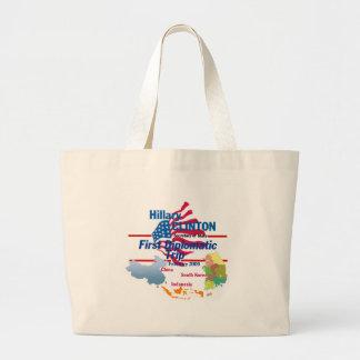 Clinton Diplomatic Bag