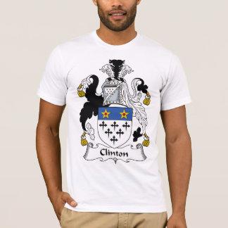 Clinton Family Crest T-Shirt