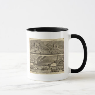 Clinton Fire Brick Works Anderson's Landing Mug