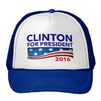 Clinton for President 2016 Trucker Hat