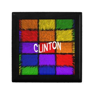 CLINTON GIFT BOX