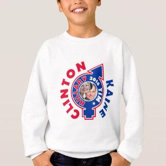 Clinton Kaine Yin Yang 2016 Sweatshirt