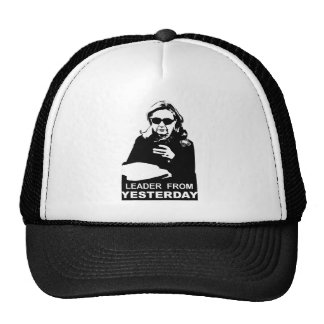 Clinton: Leader from Yesterday Trucker Hat
