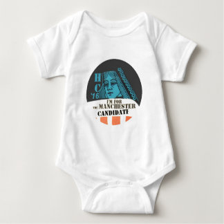 CLINTON Manchester 2016 Baby Bodysuit