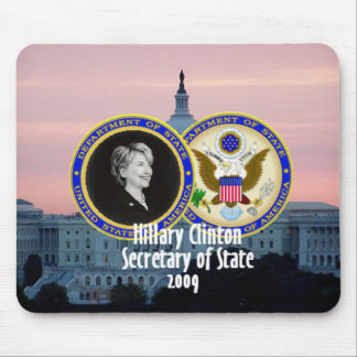 Clinton Mousepad