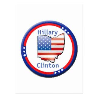 Clinton Ohio Postcard