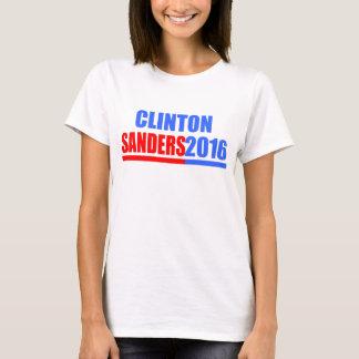 CLINTON SANDERS 2016 T-Shirt