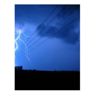clinton storm postcard