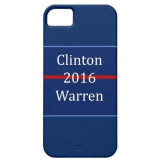 clinton/ warren iphone case iPhone 5 case