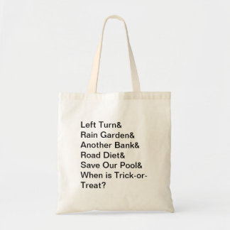 Clintonville Tote of Complaints