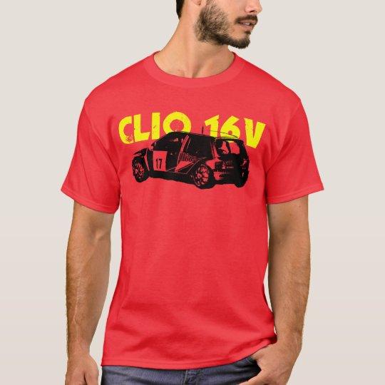 CLIO 16V T-Shirt