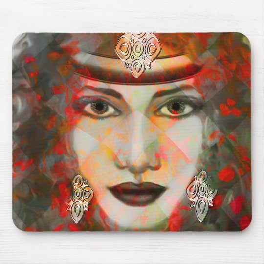 Cliodhna Mouse Pad